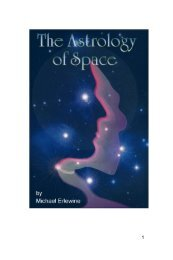 The Astrology of Space - Matrix Software