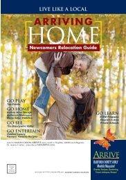 ARRIVING - Mason Dixon Arrive Magazine