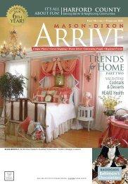 harford county - Mason Dixon Arrive Magazine