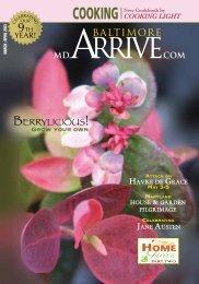 COOKING - Mason Dixon Arrive Magazine