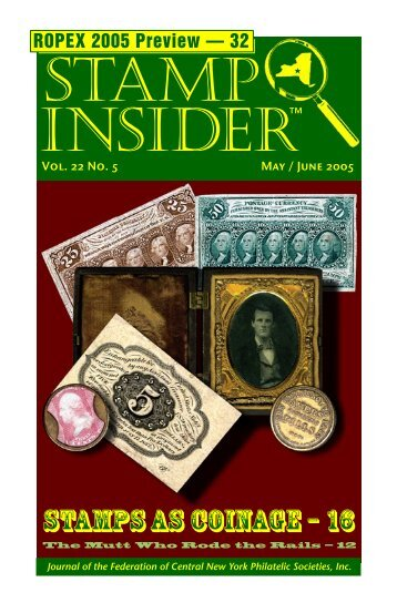 may-june online - Stamp Insider Online