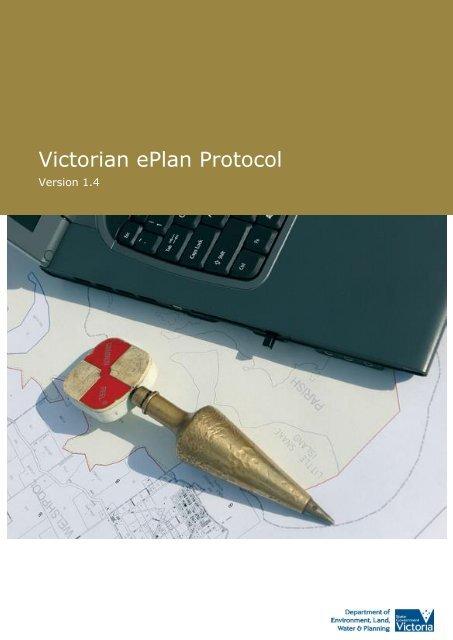 Victorian ePlan Protocol - Spear