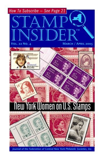 march-april online - Stamp Insider Online