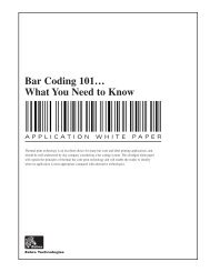 Bar Coding 101… What You Need to Know - ID-Integration