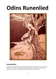 Odins Runenlied - PcE-Yoga