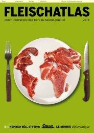 Fleischatlas als Download - EcoFair Trade