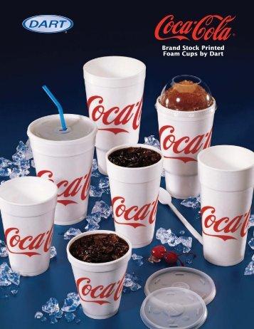 Brand Stock Printed Foam Cups by Dart - Joshen