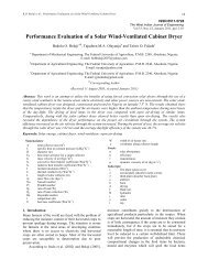 Performance Evaluation of a Solar Wind-Ventilated Cabinet Dryer