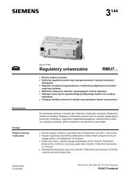 3144 Regulatory uniwersalne RMU7... - ALPAT