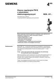 Fachdokumentationen für Landis & Staefa; Special ... - ALPAT