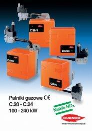 Palniki gazowe C.20-24 PDF - ALPAT
