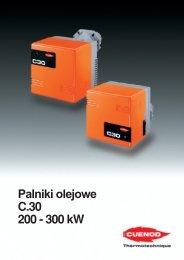 Palniki olejowe C.30 PDF - ALPAT