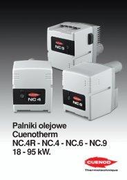 Palniki olejowe NC.4-6-9 PDF - ALPAT