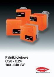 Palniki olejowe C.20-24 PDF - ALPAT
