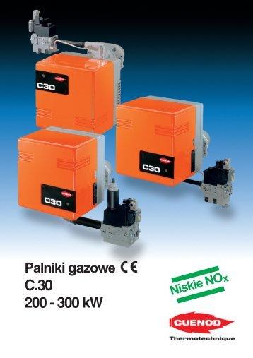 Palniki gazowe C.30 PDF - ALPAT