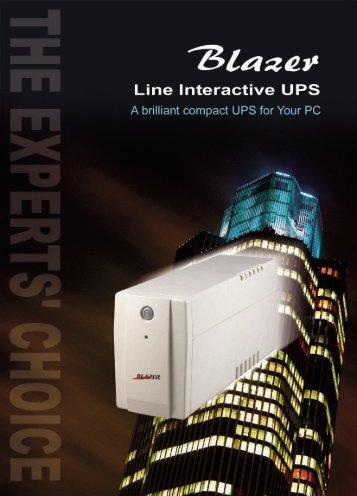 SKU 170280 UPS Blaze.. - The Retailer Connection