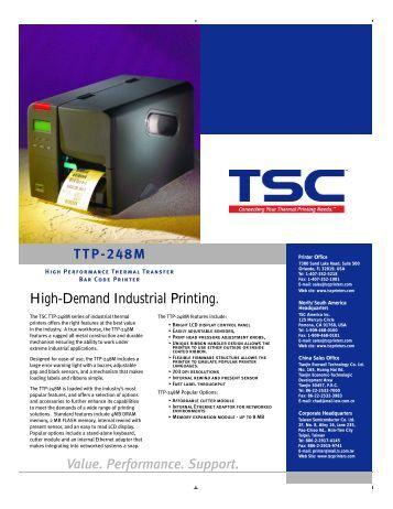 Tsc ttp-245