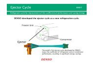 Ejector Cycle(PDF:124KB)