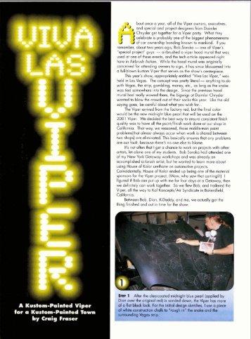 3 - Airbrush Action Magazine