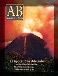 El Apocalipsis Adelante - The Bible Advocate Online