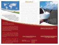 Aviation Management Association Inc - FAA