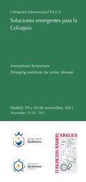 Programa - Asociación de Celiacos de Madrid