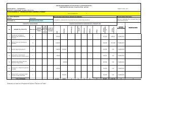 1 2 3 4 5 6 7 Elaborado con base en el Programa de ... - Silvania