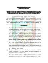 Descargar ACUERDO MUNICIPAL Nº 003 17 DE ABRIL DEL ...