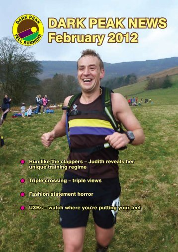 DARK PEAK NEWS February 2012 - Dark Peak Fell Runners