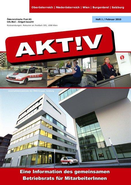 2010 – Ausgabe 1 - Akt!v online