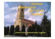 Bemutató 2011.07.03. - Gödöllő és Környéke Regionális Turisztikai ...