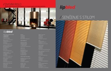 SENCENJE S STILOM - Lip Bled EN