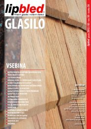 lipbled GLASILO