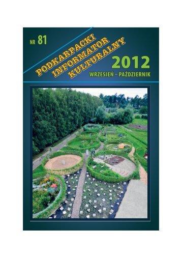 PIK nr 81 - Wojewódzki Dom Kultury w Rzeszowie