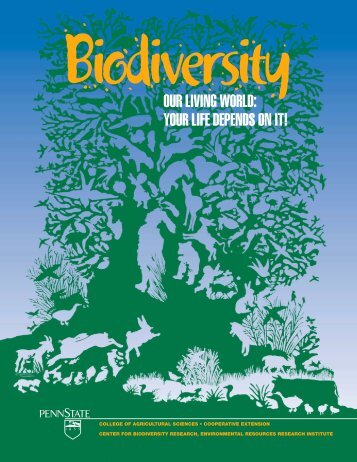 Biodiversity: Our Living World-Your Life Depends on It!