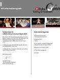 VIP-informationsguide - e-Boks Open 2012 - Page 2
