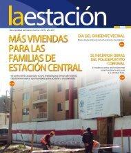 Revista N°18 - Municipalidad de Estación Central