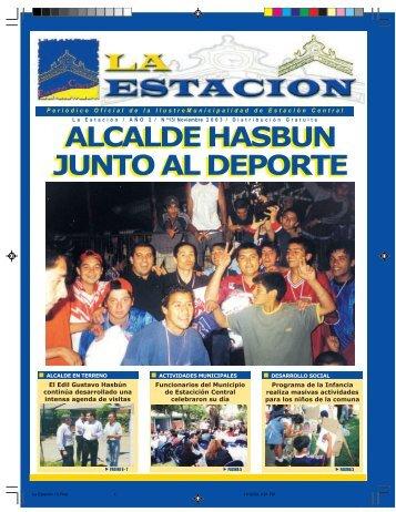 alcalde hasbun junto al deporte alcalde hasbun junto al deporte