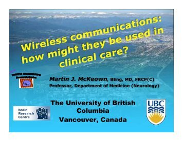 Slides - ICICS - University of British Columbia