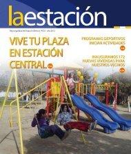 Revista N°25 - Municipalidad de Estación Central