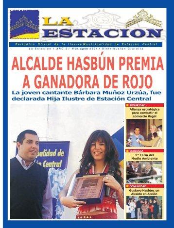 La joven cantante Bárbara Muñoz Urzúa, fue declarada Hija Ilustre ...