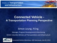 Connected Vehicle - ICICS