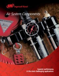 ARO Air System Components - Ingersoll Rand
