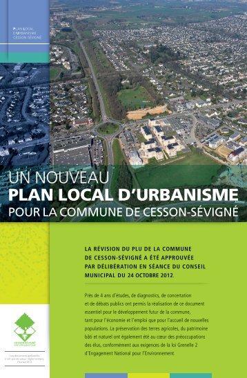A télécharger en PDF ici - Cesson-Sévigné