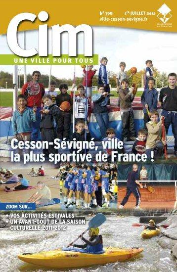 01 juillet - Cesson-Sévigné