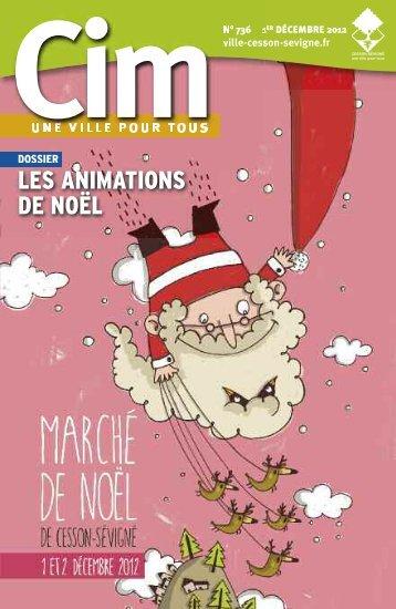 01 décembre 2012 - Cesson-Sévigné