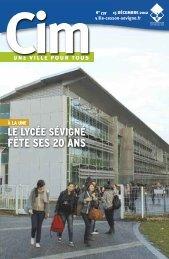 15 déCEMbRE 2012 - Cesson-Sévigné