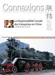 La Responsabilité Sociale des Entreprises en Chine - ccifc