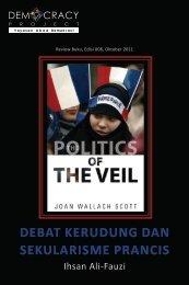 debat kerudung dan sekularisme prancis - Democracy Project