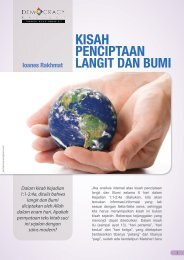 KISAH PENCIPTAAN - Democracy Project